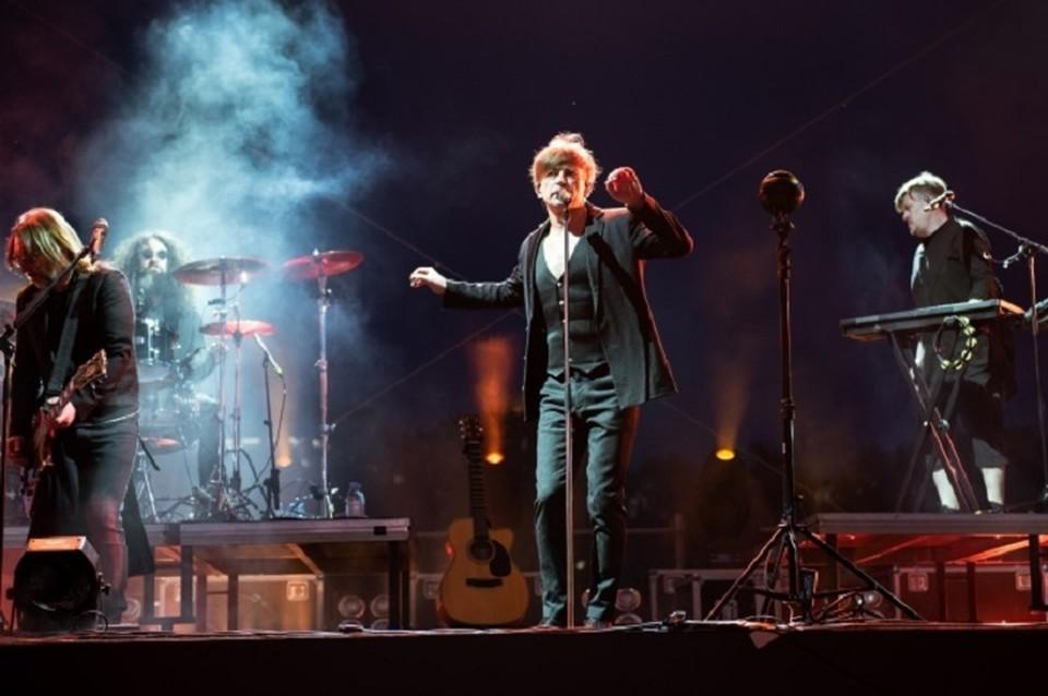 Хедлайнер праздничного концерта группа Би-2 выйдет на сцену в 21.00.
