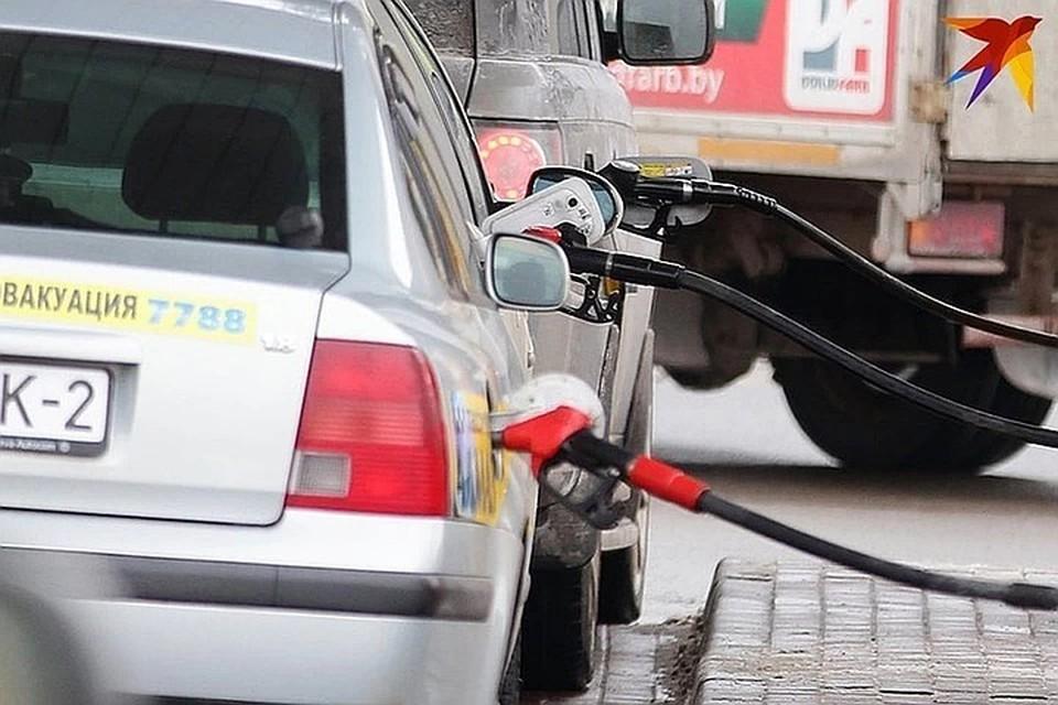 15-й раз с начала года в Беларуси дорожает топливо - снова на 1 копейку