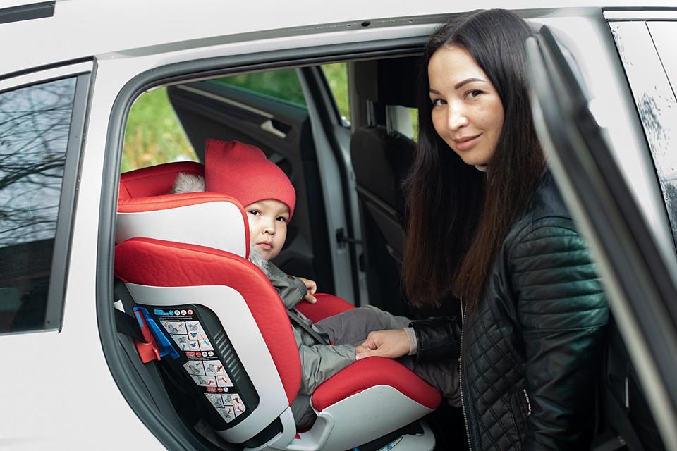 Самое сложное для мам с ребенком – первая поездка. Об этом они рассказывают таксистам и пишут в личных блогах