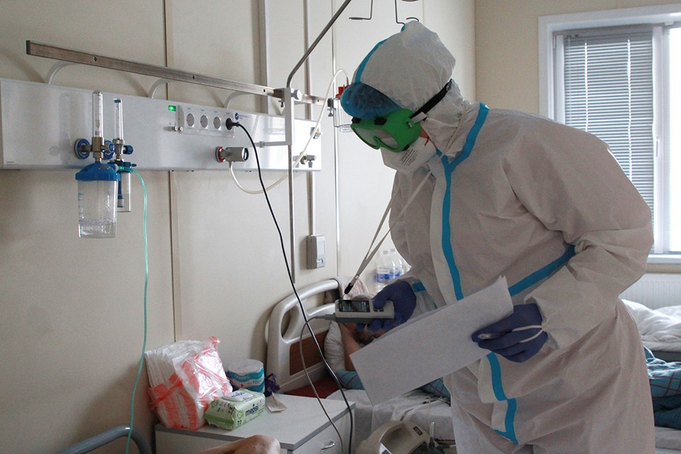 Коронавирус в Иркутске, последние новости на 2 июня: в ковидных госпиталях региона лечат больше 1100 зараженных