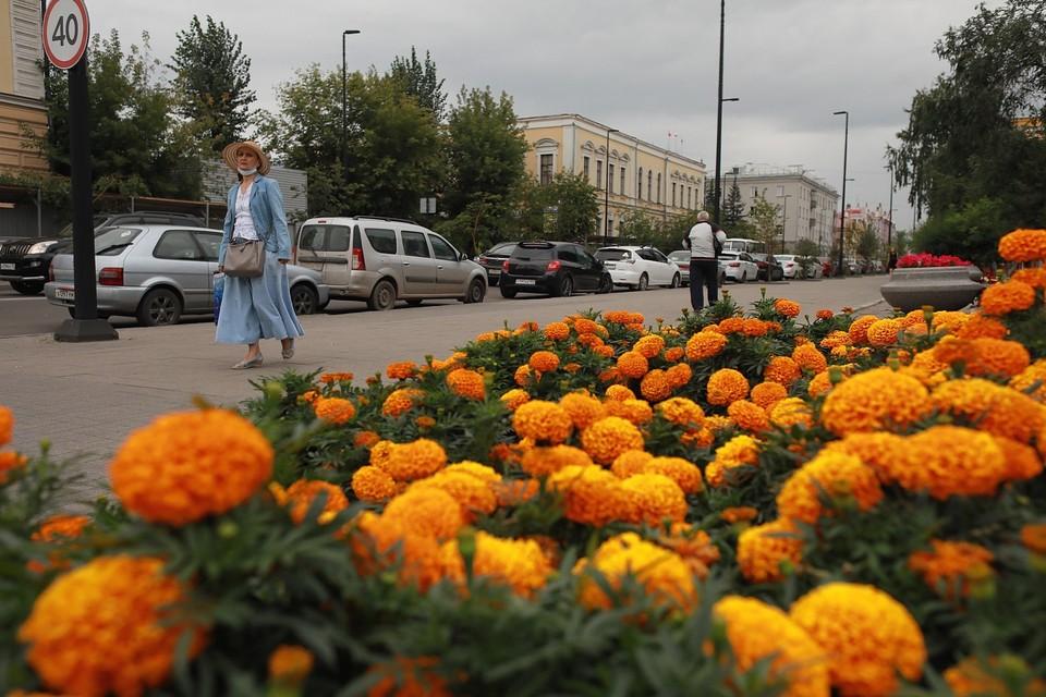 Погода в Красноярске на 3 июня 2021: ожидается жара до +30 градусов и ночной дождь