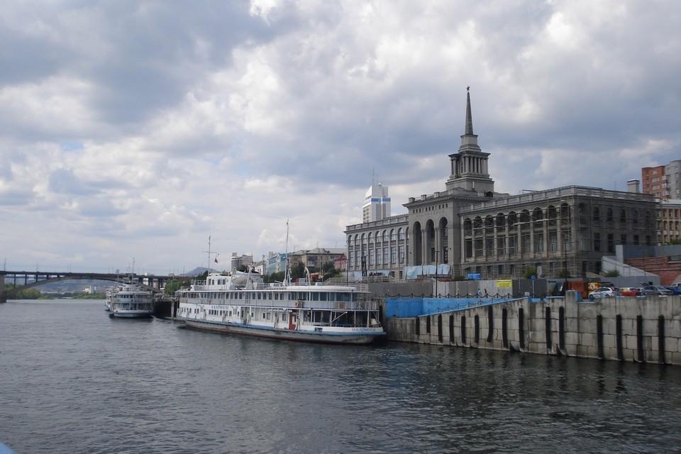 Парк пассажирских судов на Енисее нуждается в обновлении