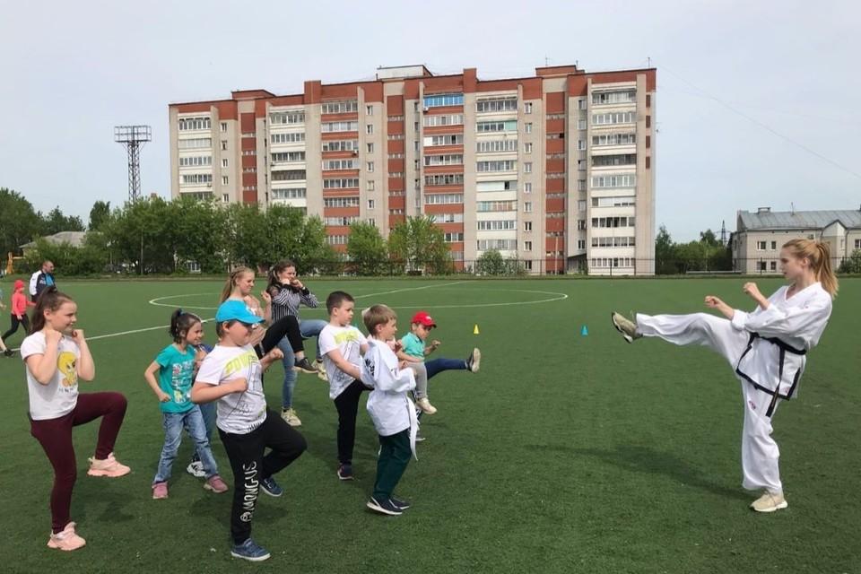 Спортивный клуб развивает новое направление - тхэквондо. Фото: vk.com/bezgranizkirov
