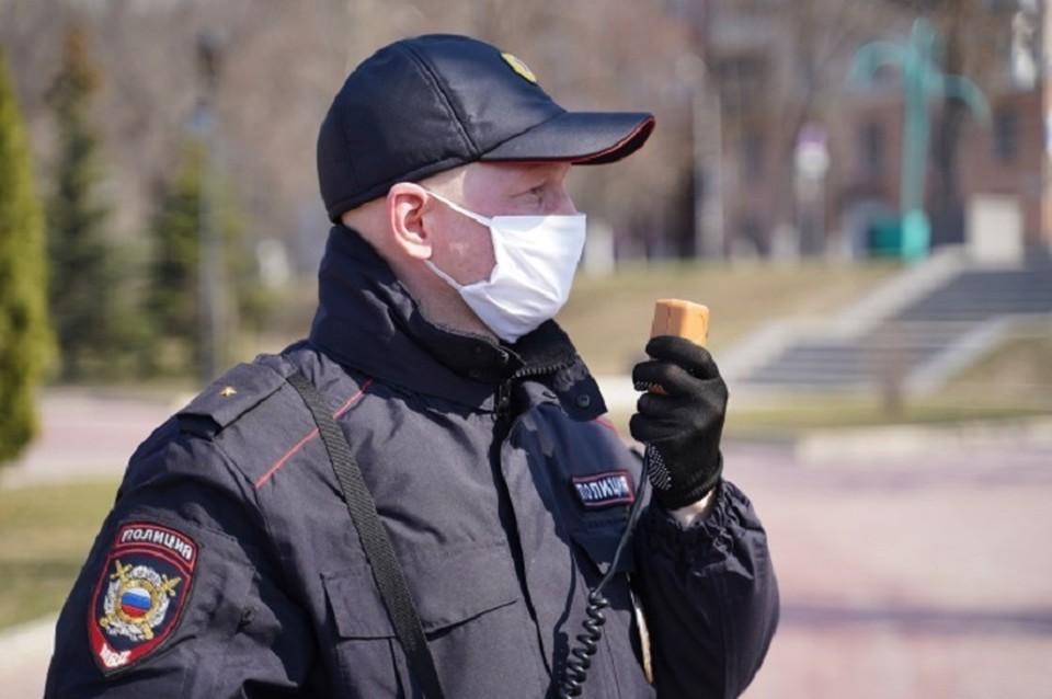 полиция проводит по факту произошедшего проверку
