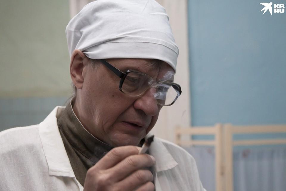 Игорь Крысанов.