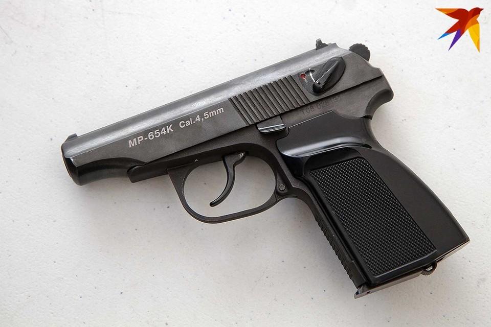 МВД планирует выдать сотрудникам «Белпочты» оружие