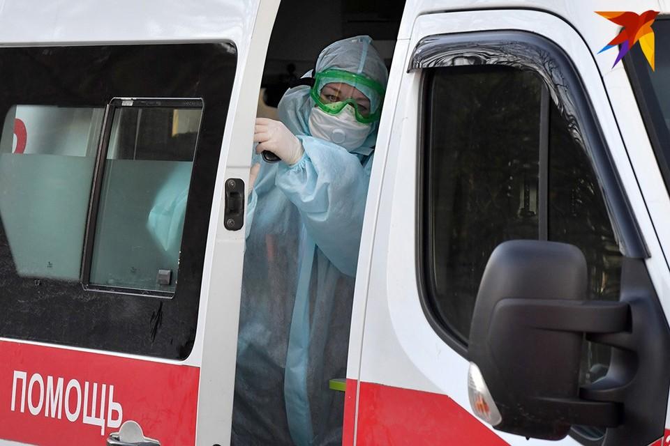 За минувшие сутки в Беларуси умерли 11 пациентов с выявленным коронавирусом