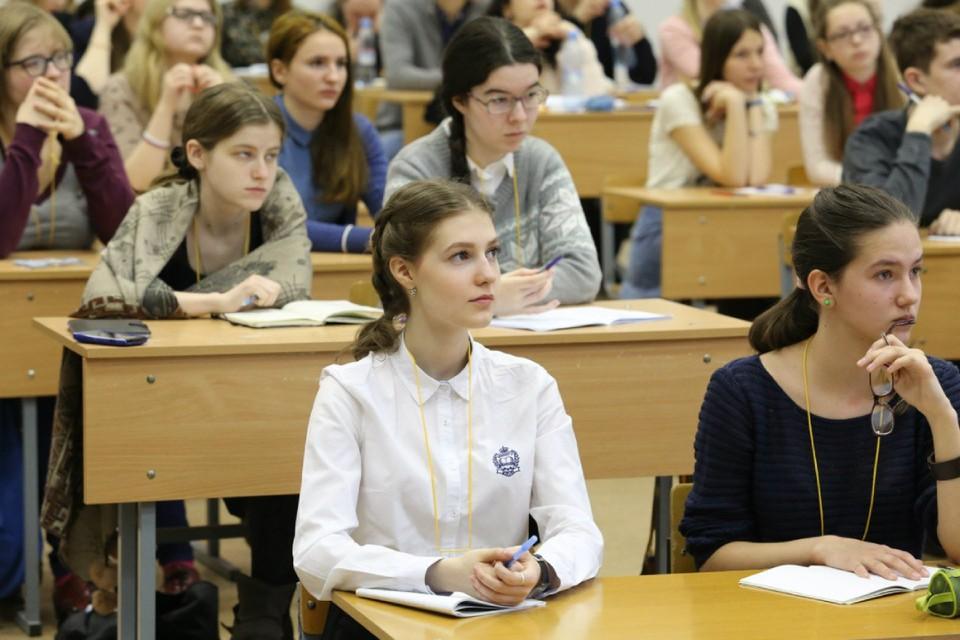 СПбГУПТД возглавил список вузов России по количеству бюджетных мест на подготовительном отделении. Фото: пресс-служба СПбГУПТД.