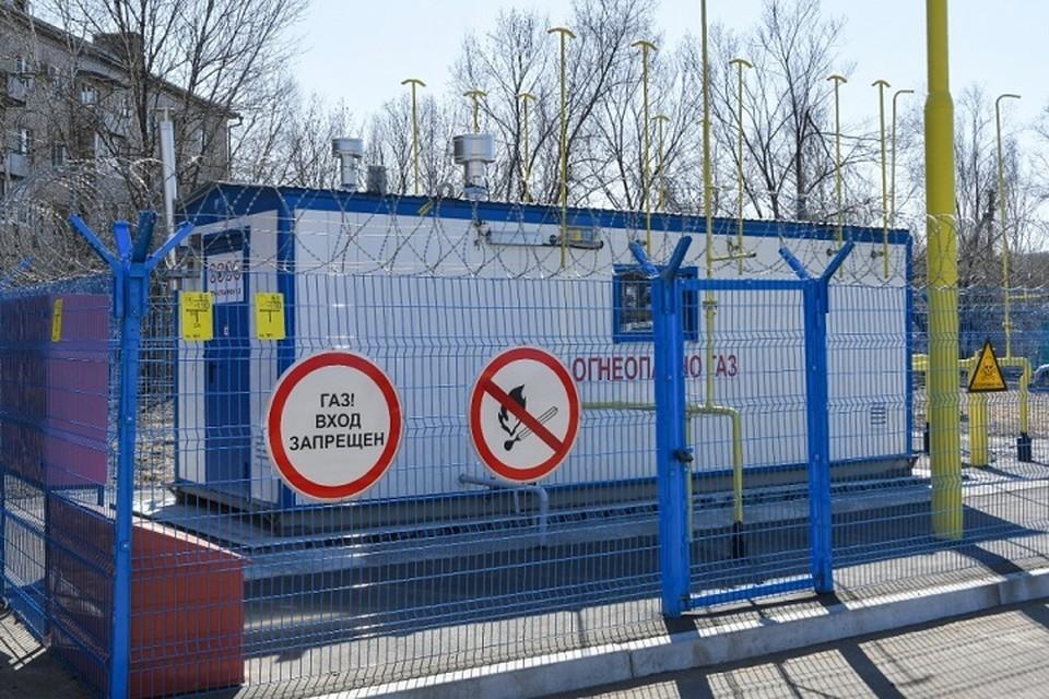 Газ бесплатно проведут в частные дома Хабаровского края