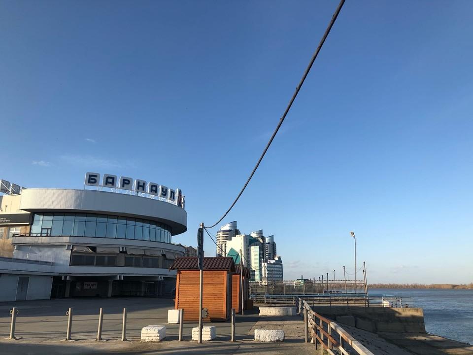 В Барнауле закончилось голосование за благоустройство территорий