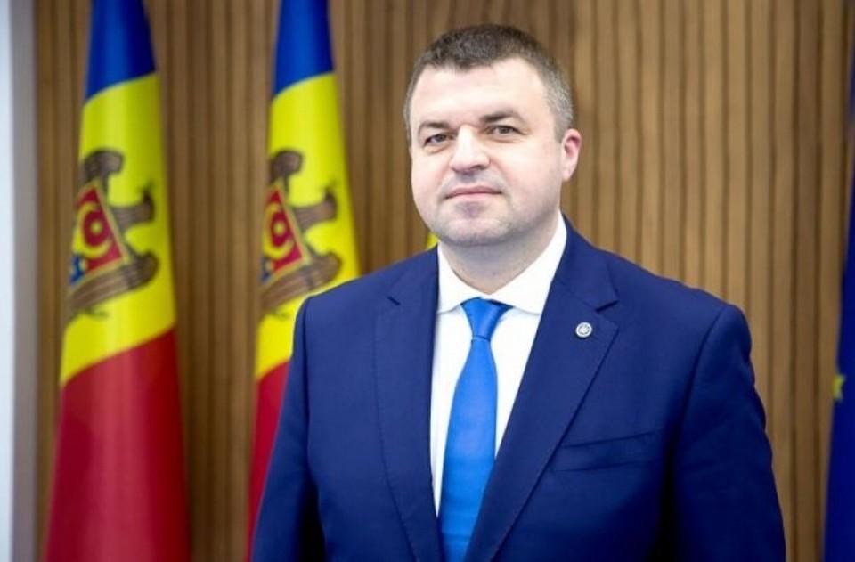Бывший министр Экономики и Инфраструктуры Сергей Рэйлян. Фото: tribuna.md