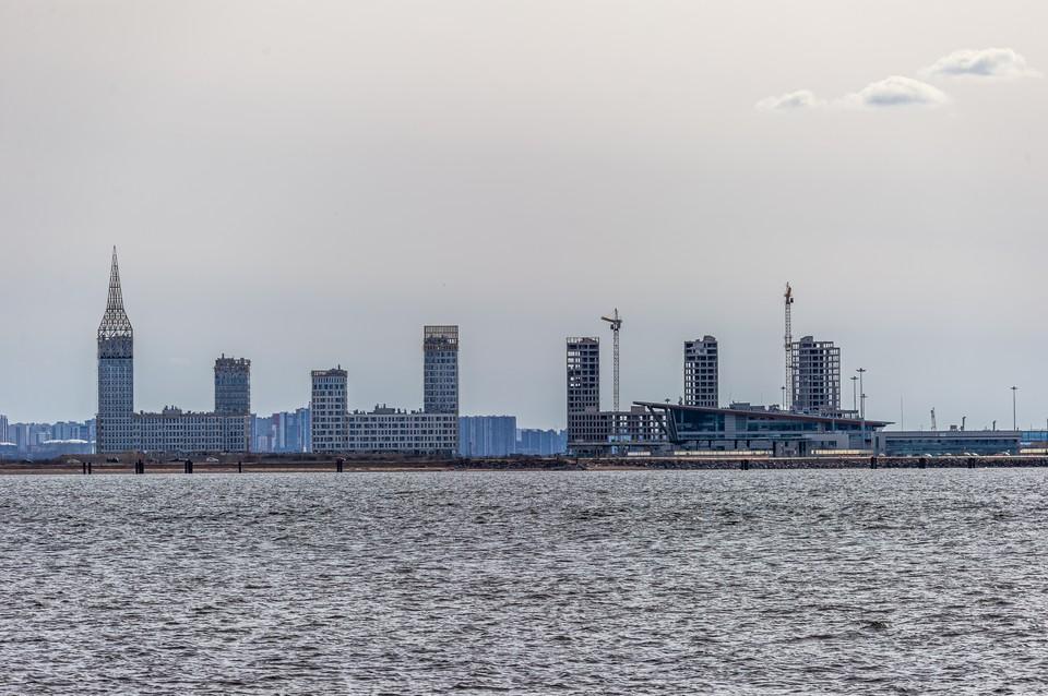 Новое общественное пространство появится в Василеостровском районе.
