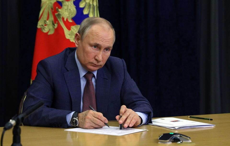 Владимир Путин заявил, что России надо двигаться в направлении приватизации