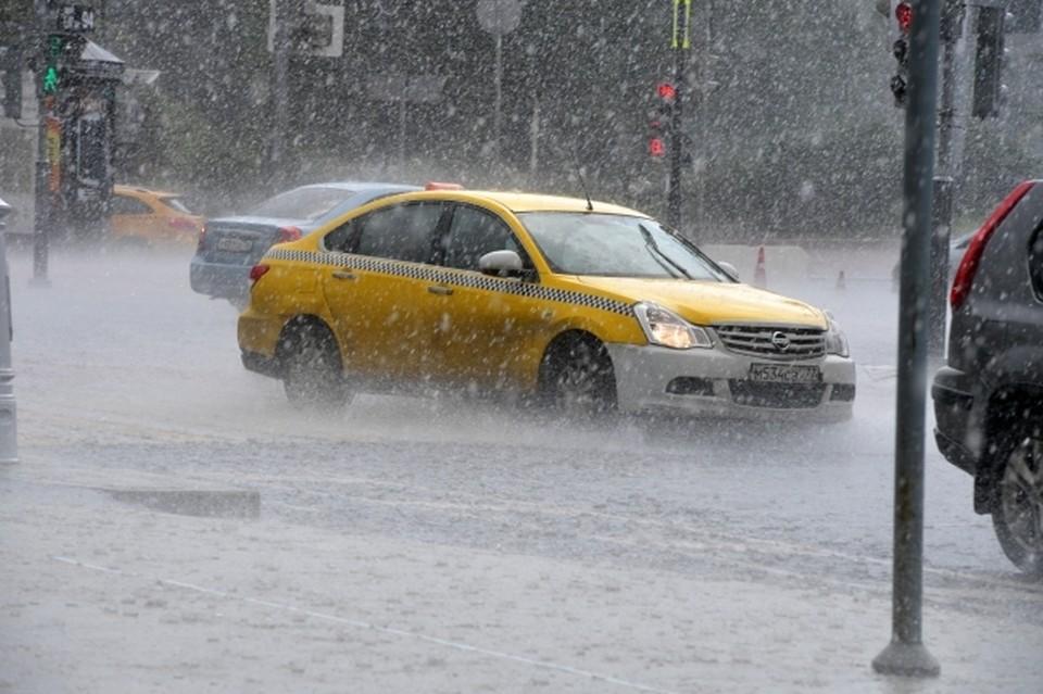 Сильные ливни и штормовой ветер принес циклон в островной регион