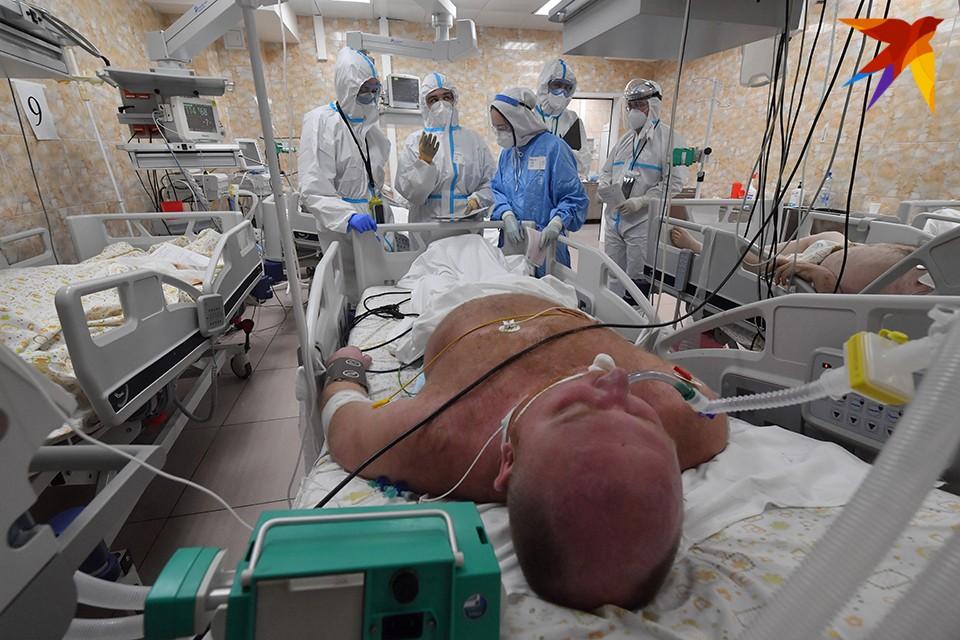 Выздоровели 48356 пациентов, а на лечении с COVID-19 остаются 1950 человек.
