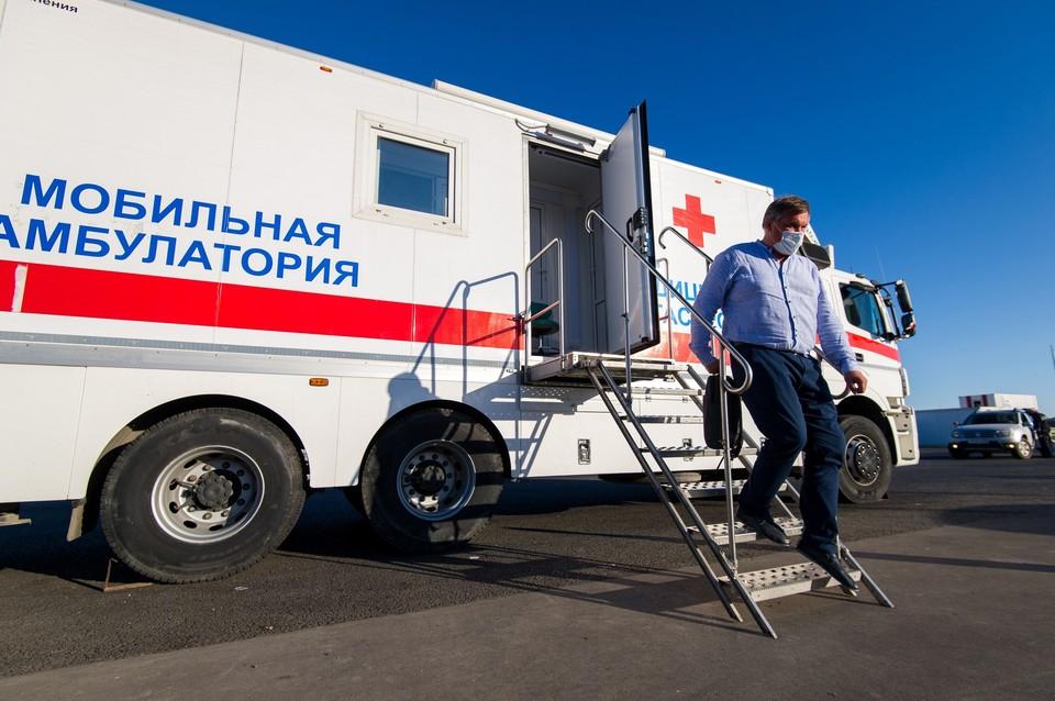 На 4 мая в Крыму зарегистрировали 105 новых случаев заразившихся COVID-19 за сутки.