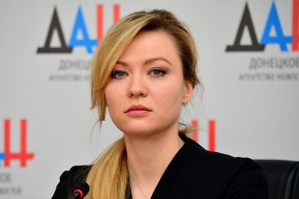 Наталья Никонорова. Фото: ДАН
