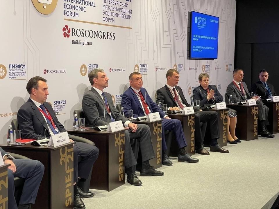 Валерий Лимаренко рассказал, в чем заключается успех региона в развитии инвестиционной привлекательности. Фото: Telegram-канал @limarenko_official