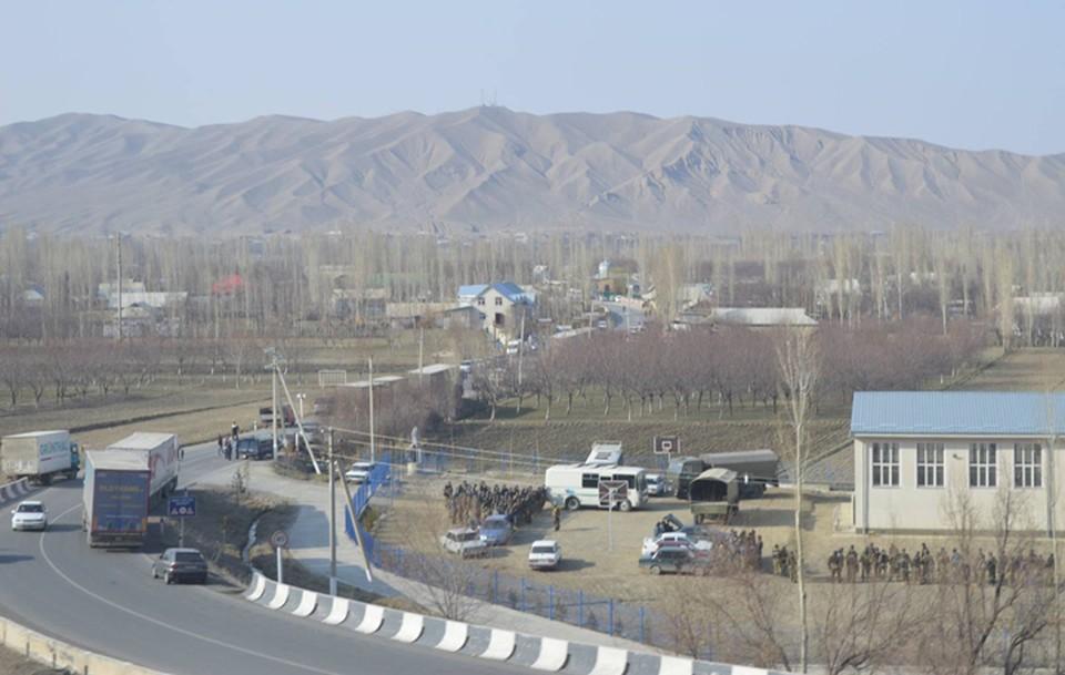 ЧП произошло в Баткенской области.