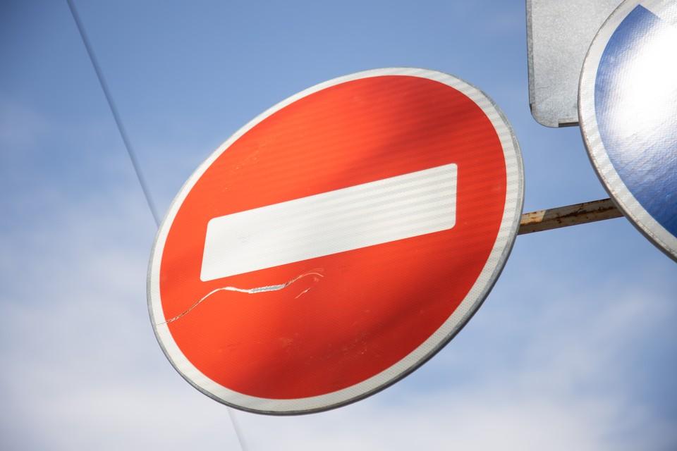 В Перми с 8 по 30 июня автомобилистам не получится проехать по перекрестку улиц Карпинского и Рязанской.