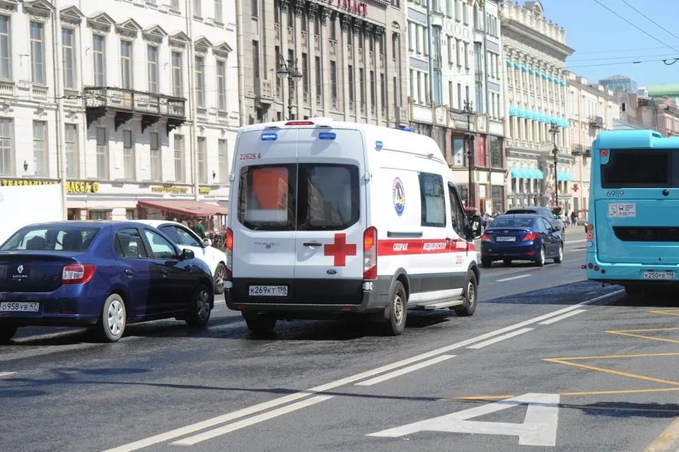Госпиталем окончился конфликт отца с сыном в Кировском районе Петербурга.
