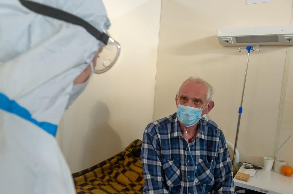 В области могут развернуть новые инфекционные койки