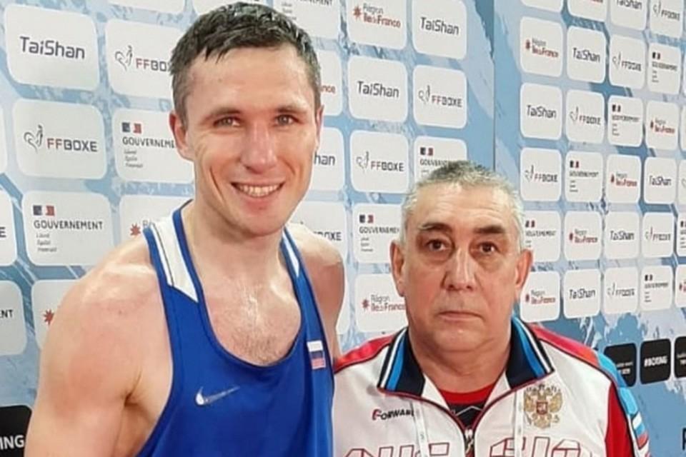 Спортсмен получил специальную лицензию во время европейского квалификационного турнира