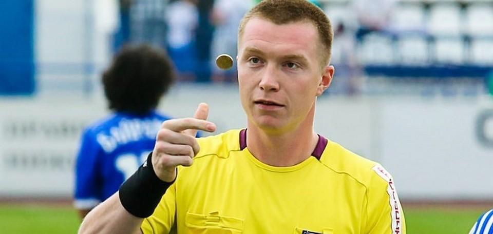 В минувшем сезоне арбитр отработал в РПЛ 14 матчей Фото: РФС