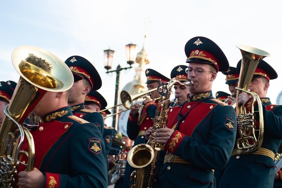 Тамбовчан ждет праздник духовой музыки