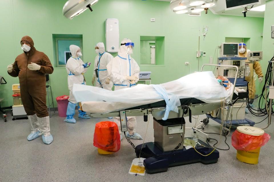 Вторым в ЮФО по численности жертв инфекции стал Краснодарский край