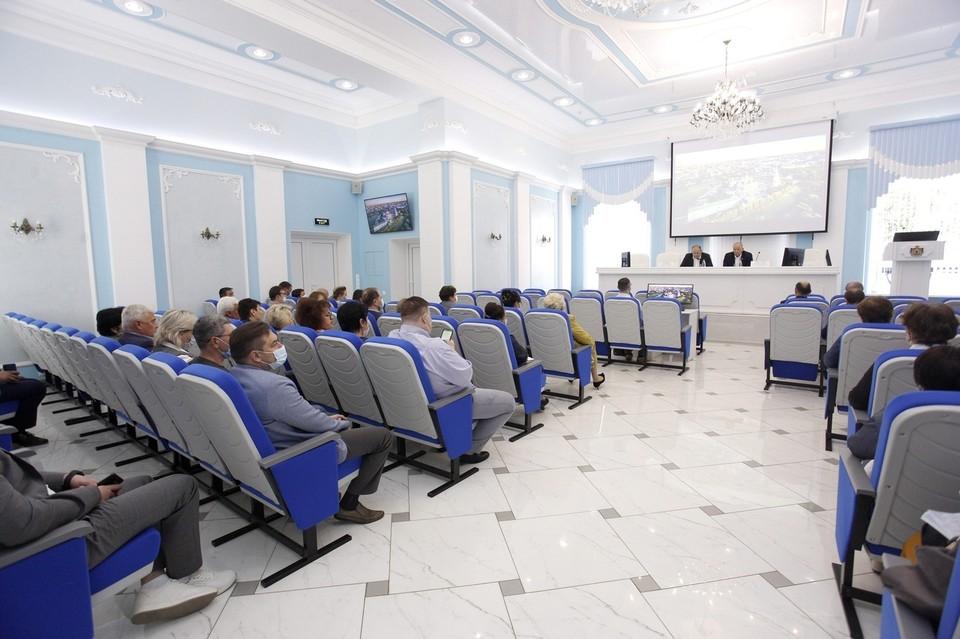 Встречи с главврачами проходят не в тех интерьерах, какие мы видим в большинстве рязанских больниц.