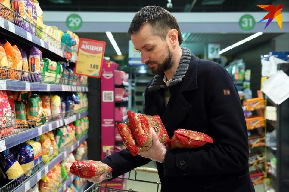 В Беларуси ввели регулирование цен на социально значимые товары