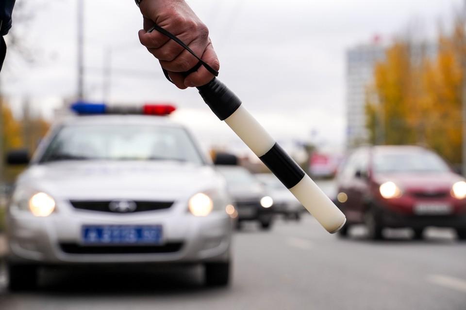 За выходные было зарегистрировано почти 3 тысячи нарушений ПДД