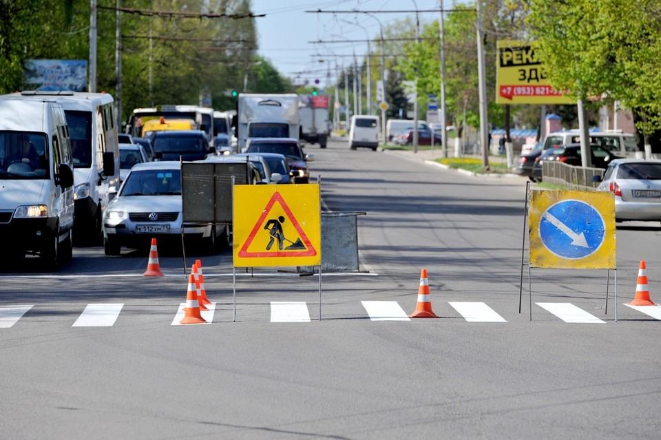 В Орле планируют ремонт дорог на 2022 год