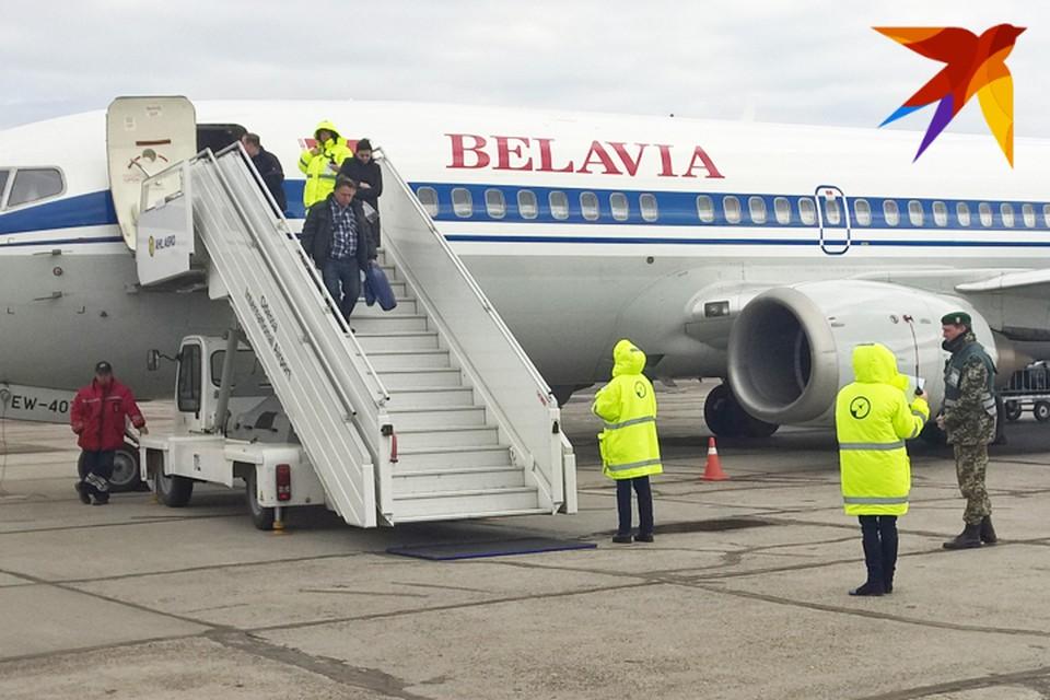 Сотрудники «Белавиа» собирают подписи под письмом в ЕС против санкций.