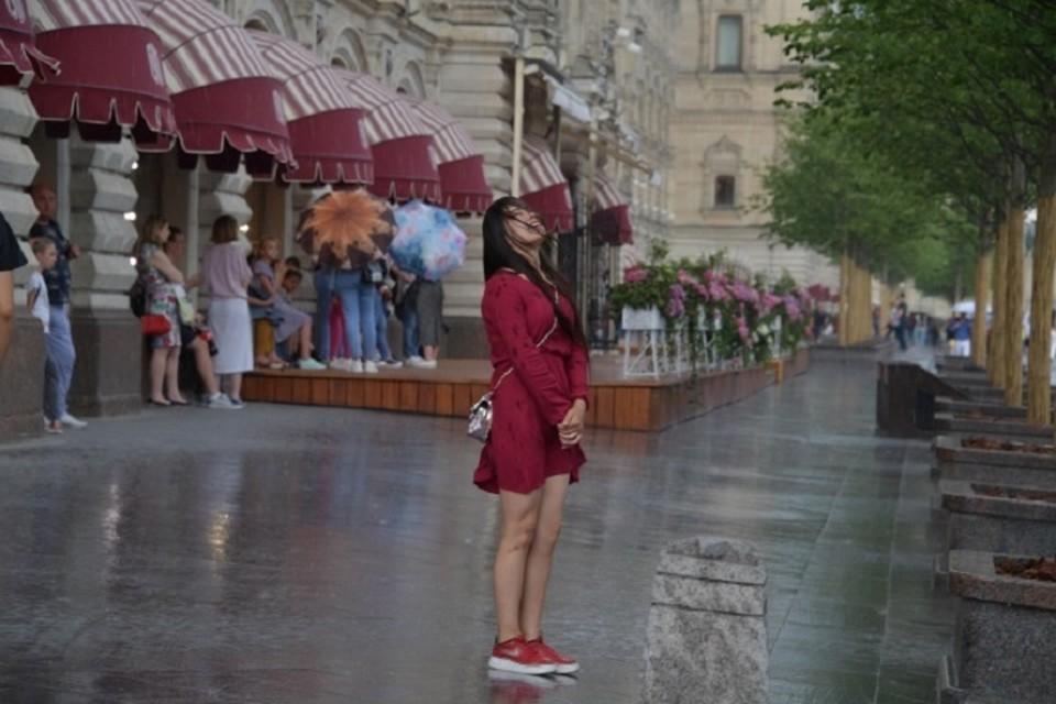 Погода в Иркутске: 8 июня синоптики предупреждают о грозе