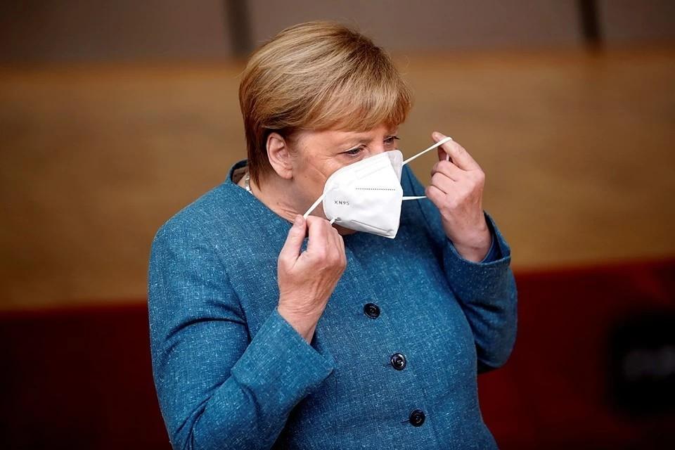 В Германии на региональных выборах победила партия Меркель