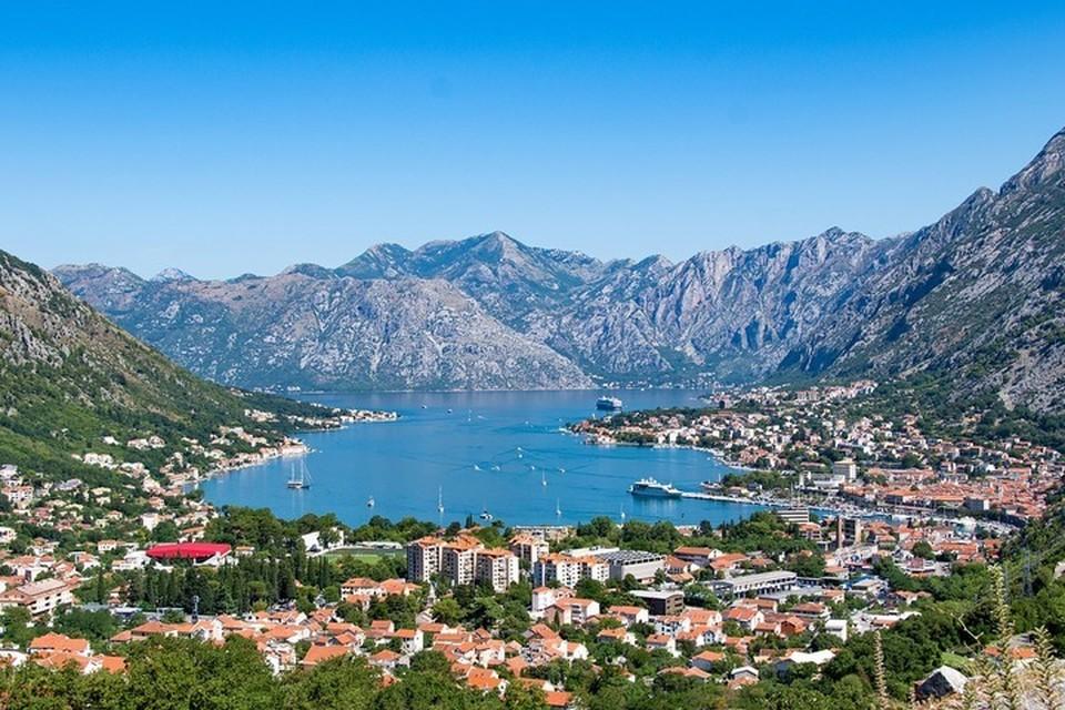 Белорусские турфирмы снова предлагают туры в Черногорию, которые отменились после того, как страны Европы закрыли небо для белорусских самолетов. Фото: pixabay.com
