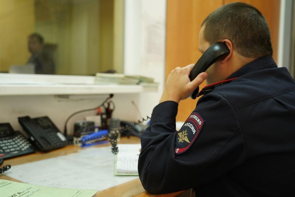 Полицейские среагировали быстро и первые подозреваемые уже задержаны