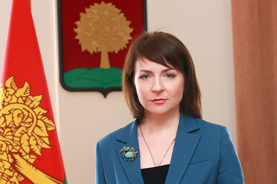 Марина Наливайченко возглавила ГЖИ Липецкой области