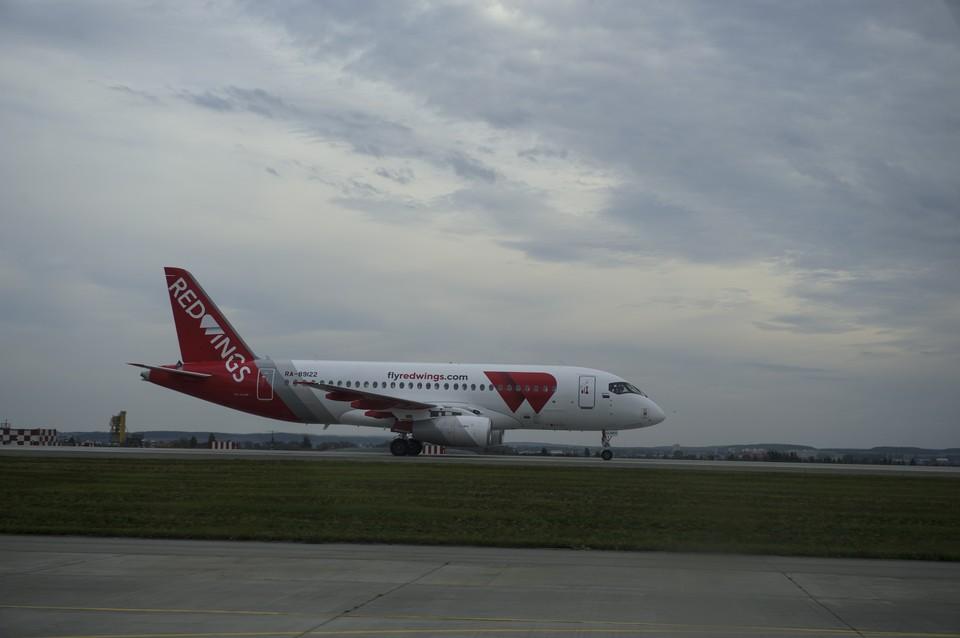 Следующий полет из Магнитогорска в Екатеринбург состоится 10 июня