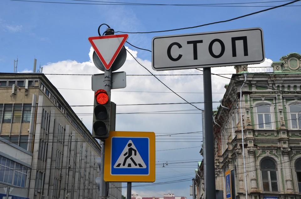 В Саратове установят новые светофоры