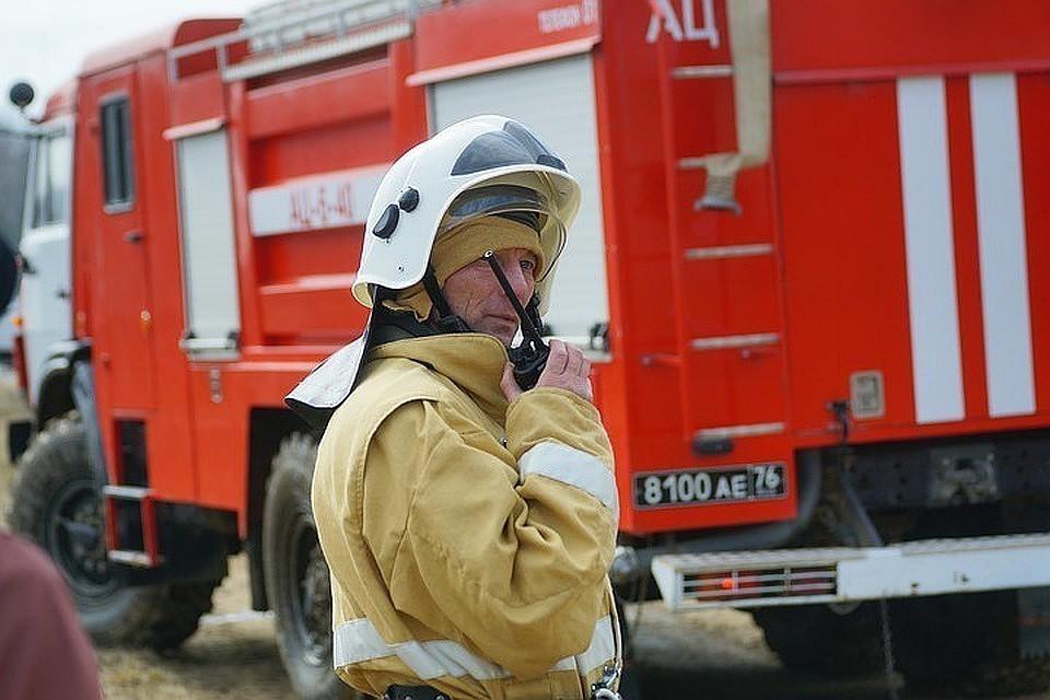 Причиной пожара в больнице в Рязани могло стать возгорание ИВЛ