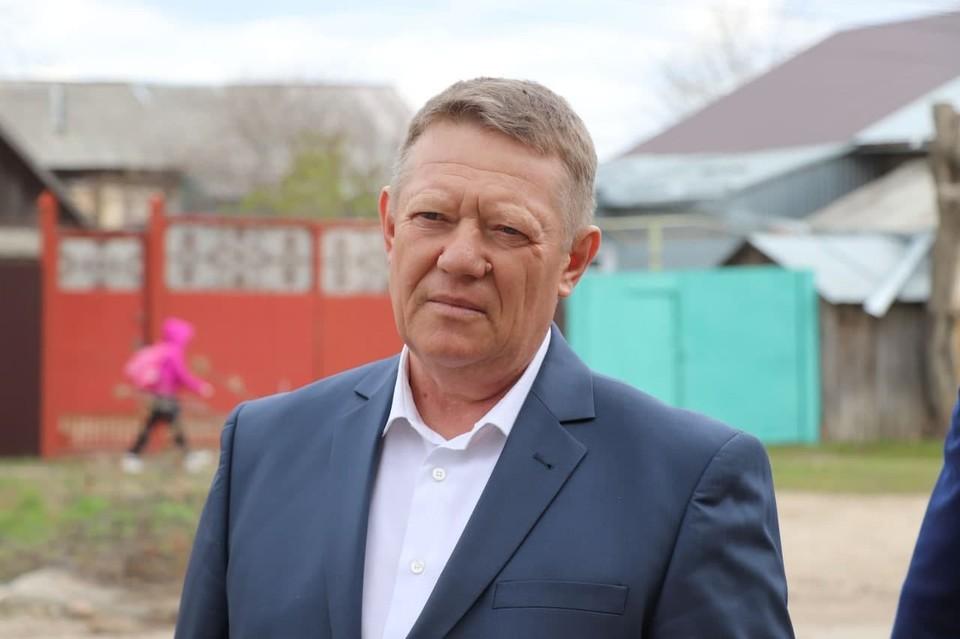 Николай Панков встретился с жителями региона