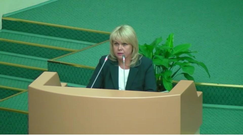 Ирина Бегинина рассказала об итогах 2020 года