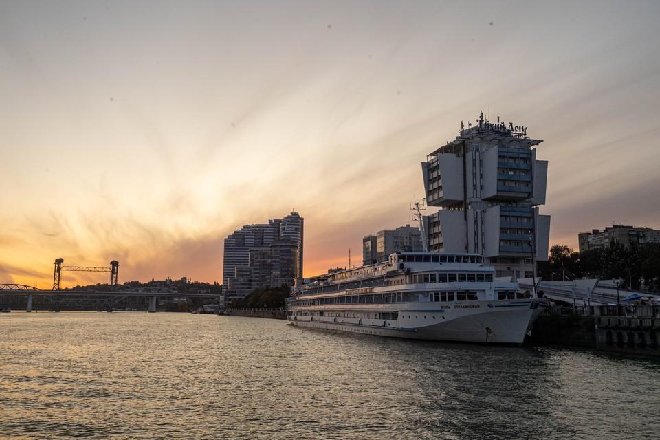 Ансамбль зданий Ростовского речного порта отнесли к выявленным объектам культурного наследия