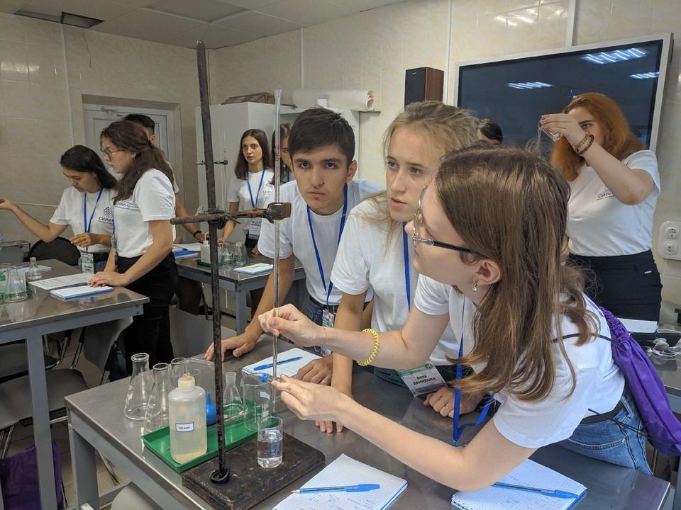 Томские школьники каждый год добиваются побед на всероссийских олимпиадах и престижных конкурсах.