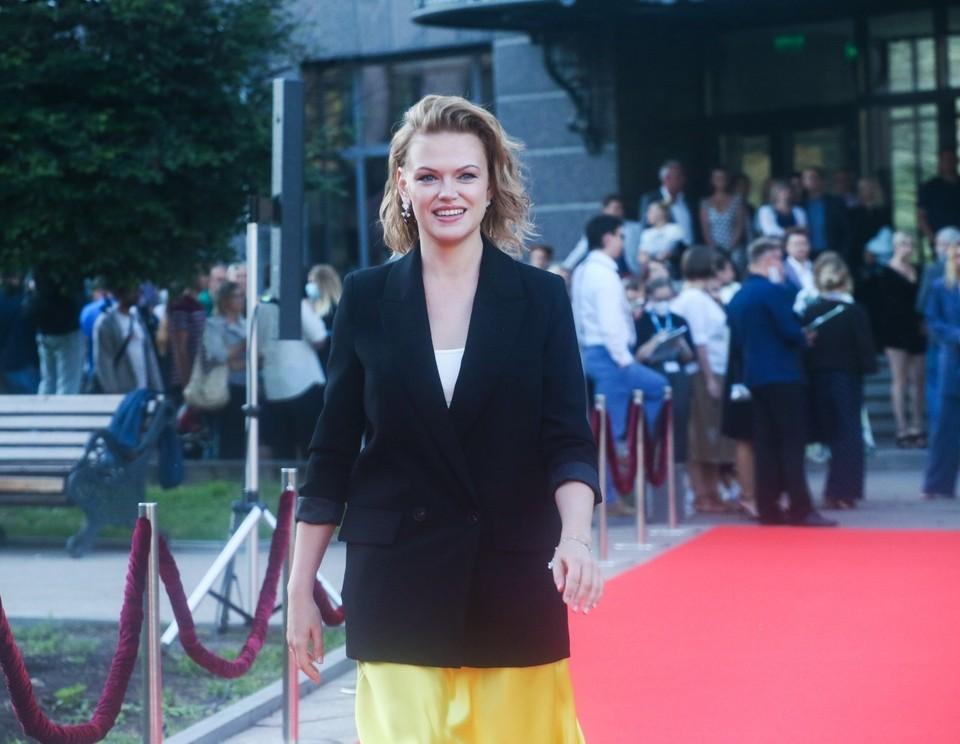 Фото: Личный архив актрисы Анны Котовой-Дерябиной.