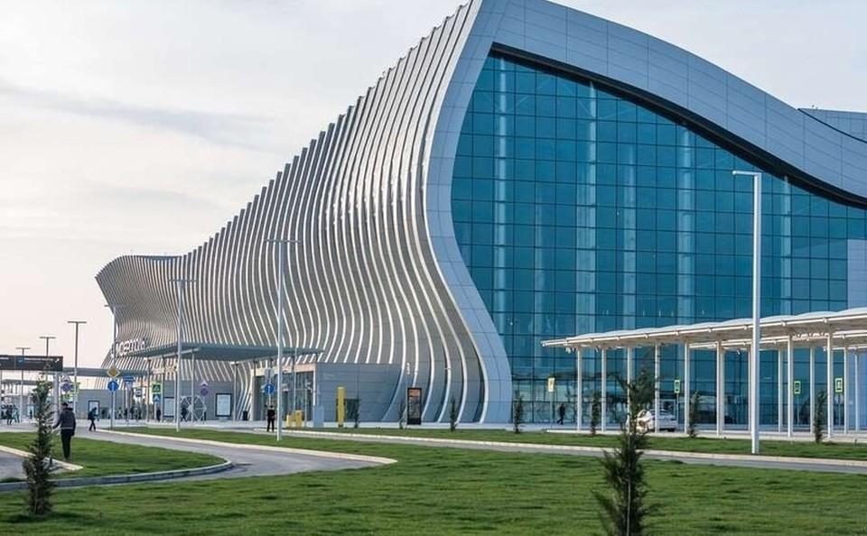 Перелеты будут осуществлять воздушные суда Embrarer E190. Фото: пресс-служба аэропорта Симферополя.
