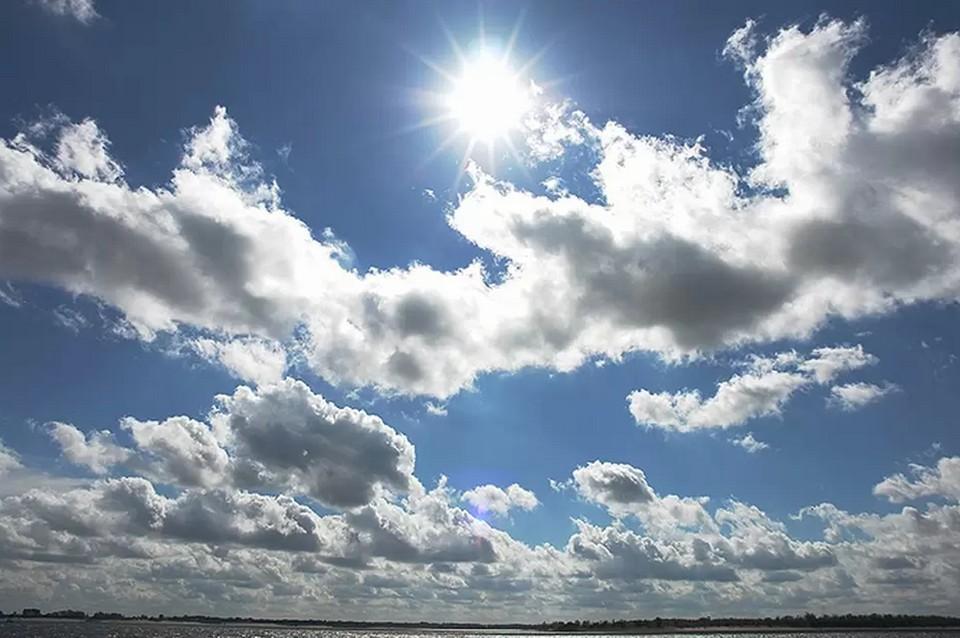 В четверг ожидается переменная облачность